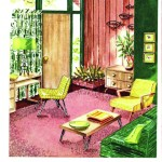 Thumbnail image for Sears Harmony House Co-ordinated Colors / 1959