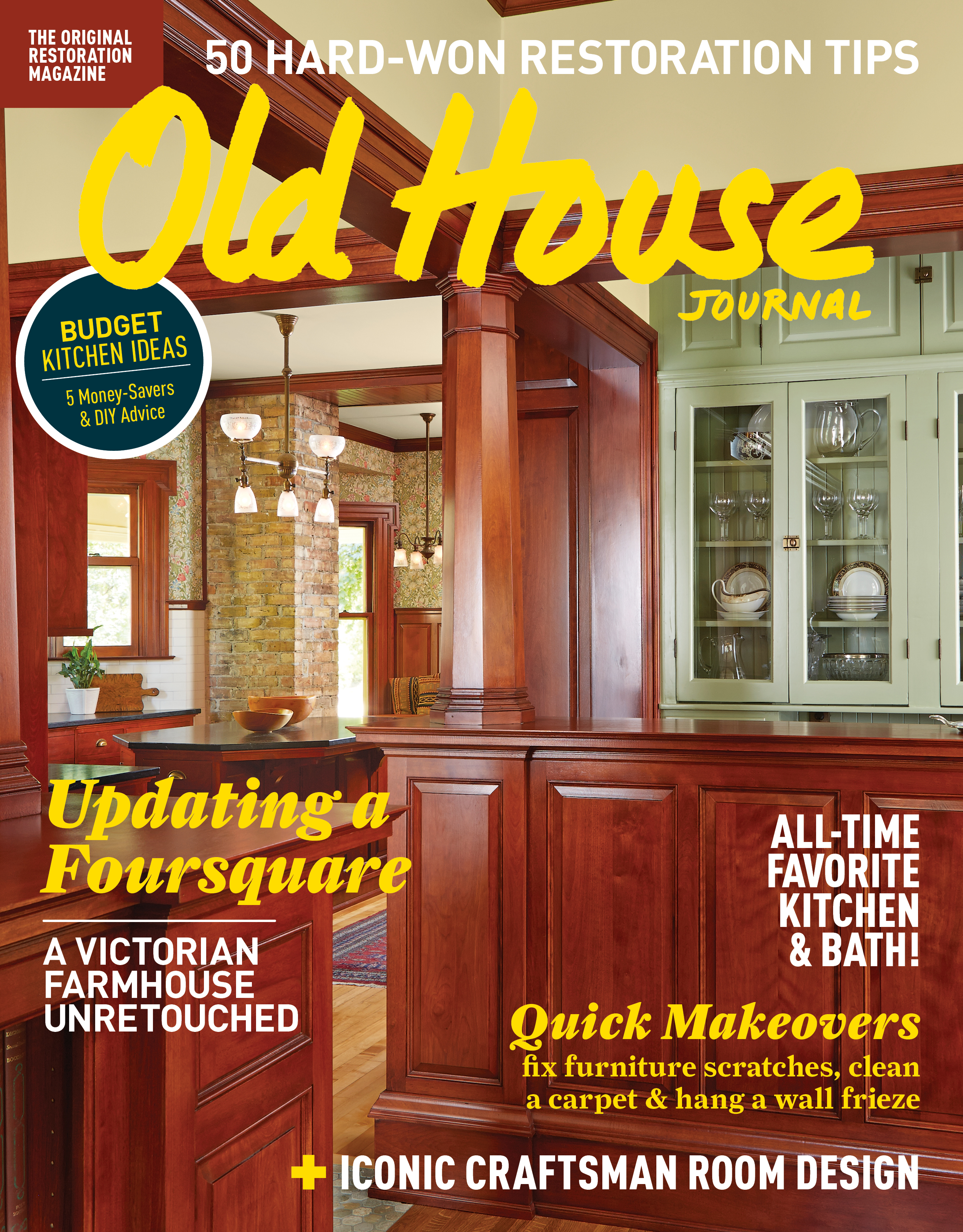 Old-House Journal December 2015