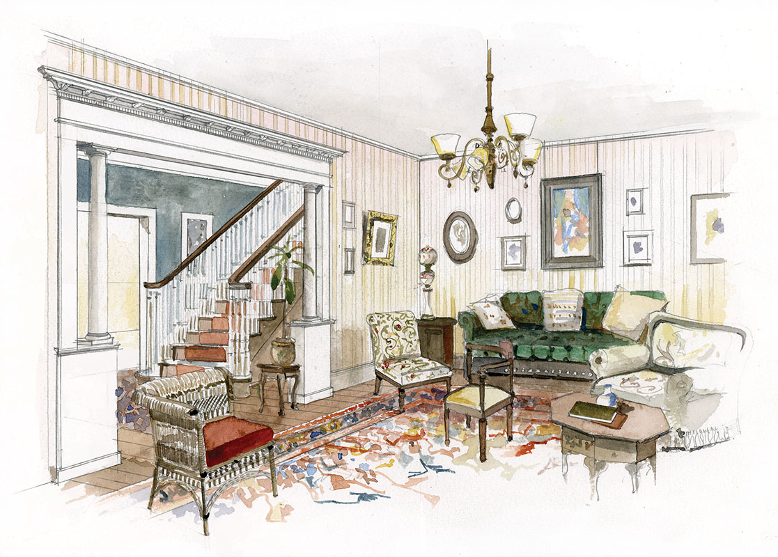 Colonial Revival Revealed Old House Online