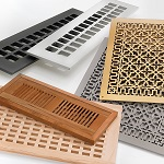 Reggio Register - Floor Registers and Grilles
