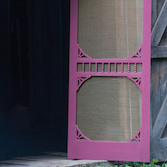 Post image for Period-Style Screen Doors