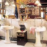 Post image for Barbershop Bathroom
