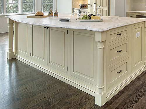 architectural products by outwater kitchen island legs