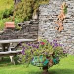exterior garden wall