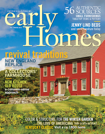 Early Homes Spring/Summer 2016