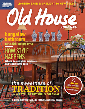 Old House Journal February 2017